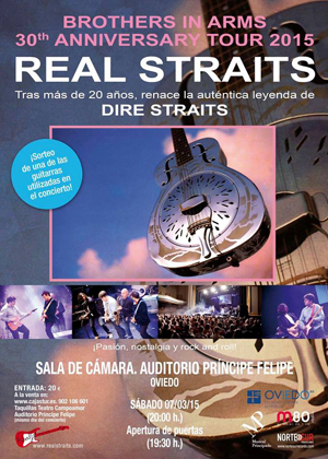 REAL STRAITS 7.3.15 Oviedo