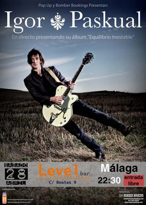 IPK 28.4.12 Malaga
