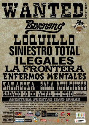 LOQUILLO 10.4.10 Zaragoza