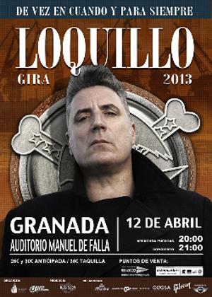 LOQUILLO 12.4.13 Granada