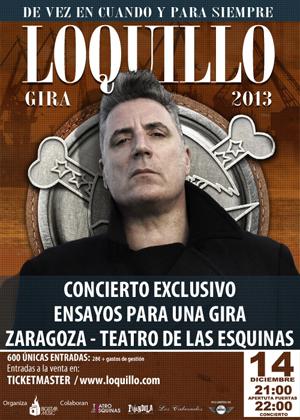 LOQUILLO 14.12.13 Zaragoza