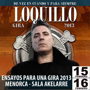 LOQUILLO - 15-16.2.13 Menorca