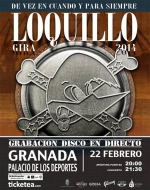 LOQUILLO 22.2.14 Granada