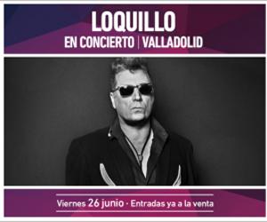 LOQUILLO 26.6.15 Valladolid