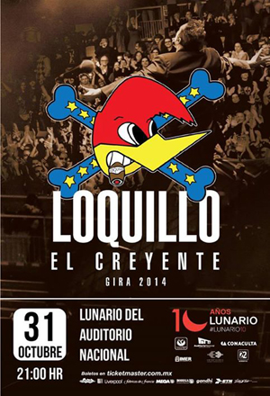 LOQUILLO 31.10.14 Mexico
