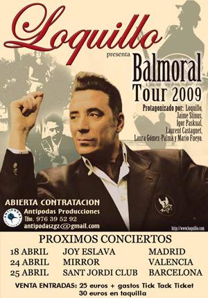 LOQUILLO Balmoral2009