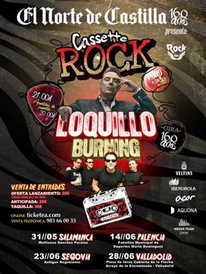LOQUILLO - CassetteRock2014