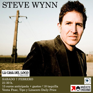 STEVE WYNN 7.2.09 Zaragoza