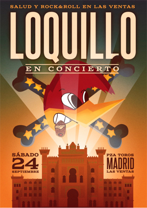 LOQUILLO 24.9.16 Madrid
