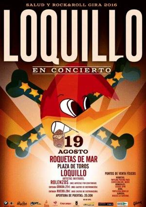 LOQUILLO 19.8.16 Roquetas
