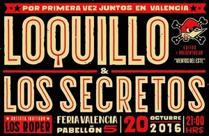 LOQUILLO 20.10.16 Valencia