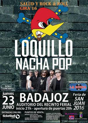 LOQUILLO 23.6.16 Badajoz
